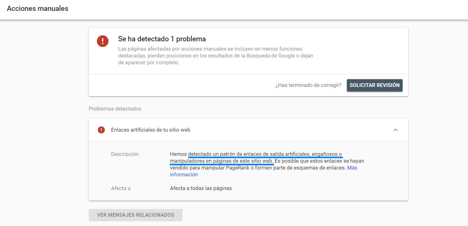 Accion Manual Google